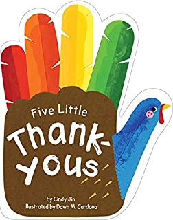 Book Cover: Five Little Thank-Yous