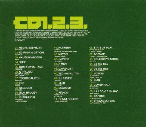 21st Century Drum & Bass