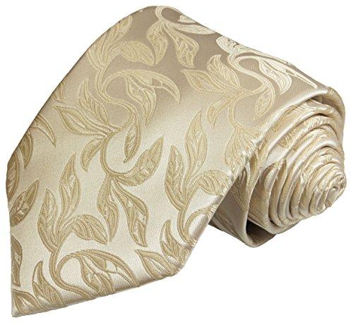 Cravate de paul malone clair hochzeitskrawatte marié à cappuccino