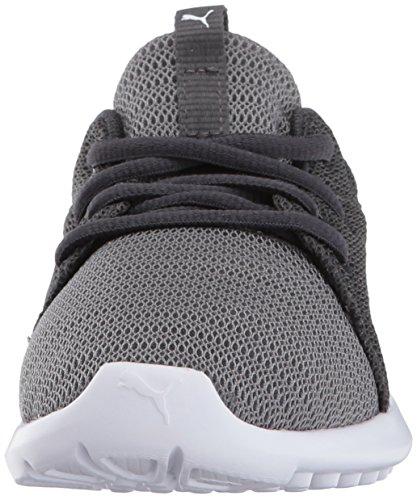 Puma puma White Sneaker Carson Shade Kids' 2 Quiet qBxqvRr4aw