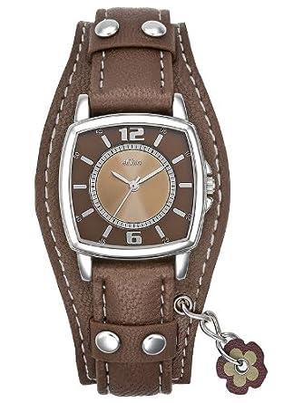 S oliver damen armbanduhr so 2383 lq