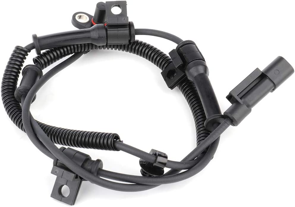 INEEDUP ALS2221 ABS wheel speed sensor ABS Sensor Compatible for 2011-2012 Ford F-250 Super Duty 2009 2011-2012 Ford F-550 Super Duty
