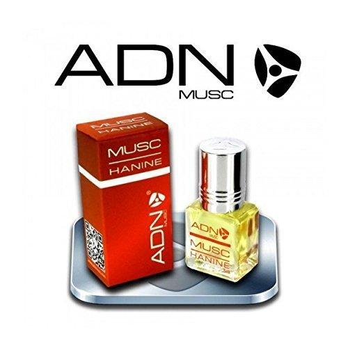 Musc ADN 5ml Titanium 100% huile