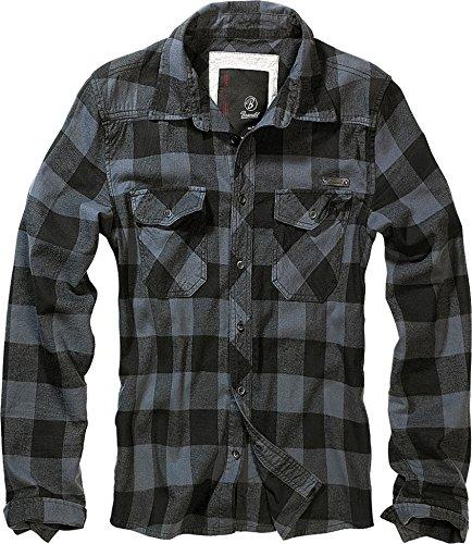 Brandit Check Shirt Herren Baumwoll Hemd