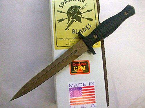 Point Kydex Sheath Spear (Spartan George V-14 Dagger Fixed Blade Fighting Knife Kydex Sheath)