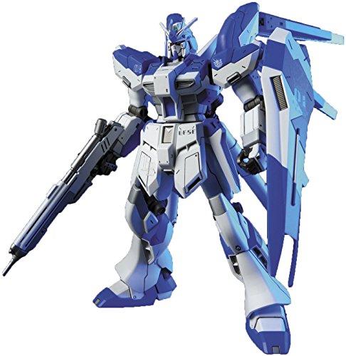 HGUC 1/144 RX-93-v2 Hi-Nu Gundam (Mobile Suit Gundam: Char's Counterattack)  [HG customize campaigns original parts Weapon duplicate beam rifle Sword