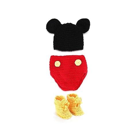 ultnice simpatico bruco stile infantile neonato mano uncinetto Beanie  Cappello vestiti bambino fotografia puntelli df767a510dc3