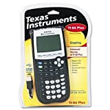 Texas Instruments : TI-84 Plus Graphing Calculator, 10-Digit LCD -:- Sold as 2 Packs of - 1 - / - Total of 2 Each by Texas Instruments