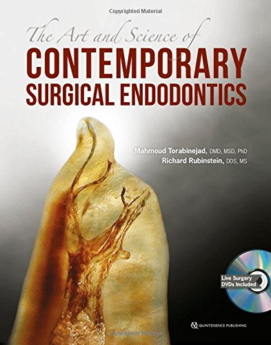 The Art and Science of Contemporary Surgical Endodontics (Book/DVD) by Quintessence Publishing Co., Inc.