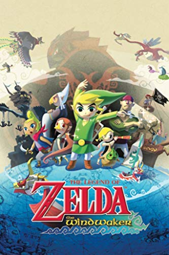 Pyramid America The Legend Of Zelda Wind Waker Video Gaming