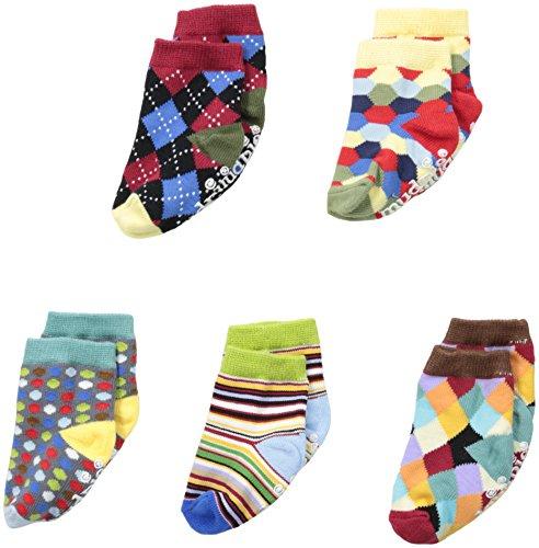 Mud Pie Baby Boy Sock Set, Multi, 12M (Mud Pie Little Boy compare prices)