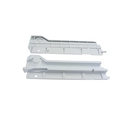 LG - Lote de 2 guías para bandeja de verduras (frigorífico y ...