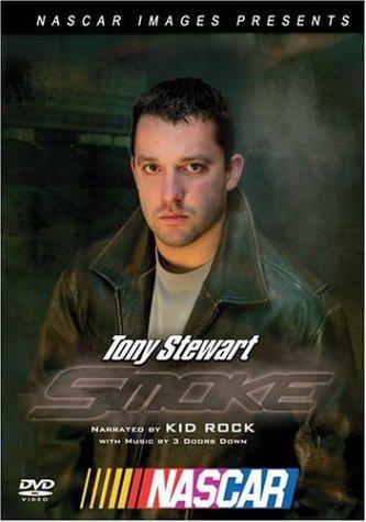 NASCAR - Tony Stewart - Smoke - Nascar Rocks
