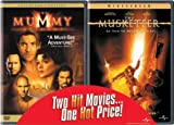 The Mummy Returns / The Musketeer Value Pack