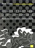 Image de Religion et droit dans le développement de la pensée constitutionnelle : 1150-1650 (Ancien pri