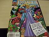 Excalibur (Comic)--- 125 Final Issue