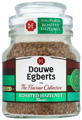 Douwe Egberts The Flavour Collective Roasted Hazlenut 50 g (Pack of 6)
