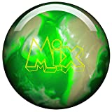 Storm Mix Bowling Ball Green/White