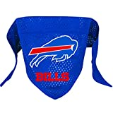 Hunter MFG Buffalo Bills Mesh Dog Bandana, Large