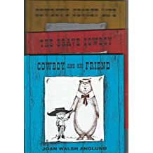 3 Cowboy Series Hardcovers: Cowboy's Secret Life/The Brave Cowboy/Cowboy and his Friend