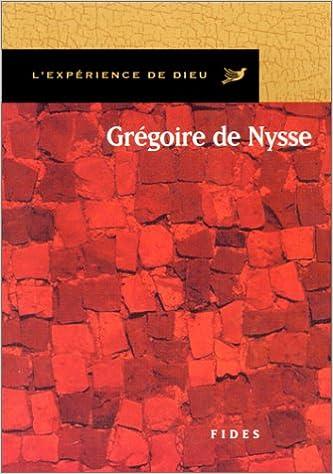 Ebook pour Corel Draw téléchargement gratuit L'expérience de Dieu avec Grégoire de Nysse PDF DJVU FB2