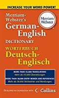 Merriam-Webster's German-English Dictionary, Mass-Market Paperback (German and English Edition)