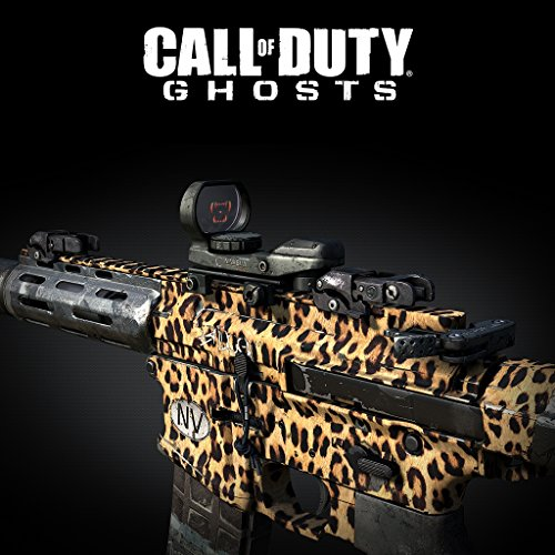 Call Of Duty: Ghosts - Leopard Pack - PS3 [Digital Code]