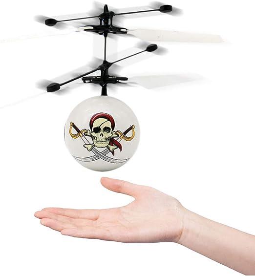 Pelota voladora con control remoto, juguete por infrarrojos ...