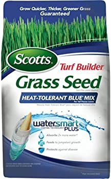 Scotts Turf Builder Grass Seed Heat Tolerant Blue Mix