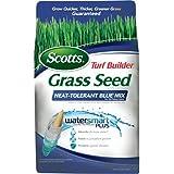 Scotts Turf Builder Grass Seed - Heat Tolerant Blue Mix, 7-Pound