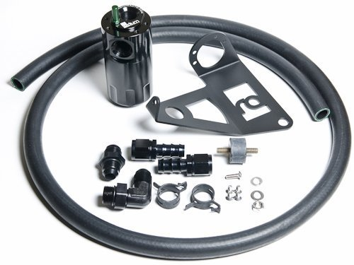 Radium Engineering Universal Catch Can Kit for 1998-06 BMW E46 3-Series / M3