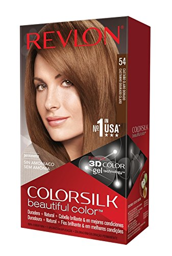 Revlon ColorSilk Light Golden Brown