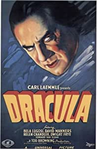 "Dracula (1931) Movie Poster 24""x36"""