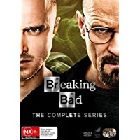 Breaking Bad: The Complete Series (DVD)