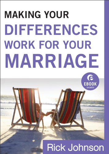 making your differences work for your marriage ebook shorts johnson rick