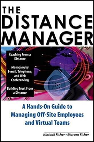 f5e902667f8 Buy The Distance Manager  A Hands On Guide to Managing Off-Site ...