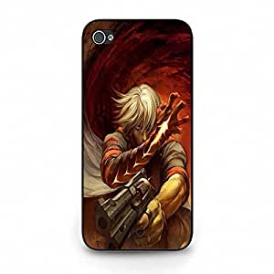 Popular Devil May Cry Phone Case Case for Iphone 5C Devil May Cry Imaginative