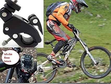Equipster – Soporte de bicicleta para trípode/Tubo de Asiento de ...