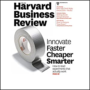 Harvard Business Review, December 2014 Periodical