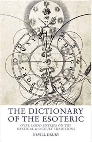Amazon com: The Dictionary of the Esoteric: Over 3,000 Entries on