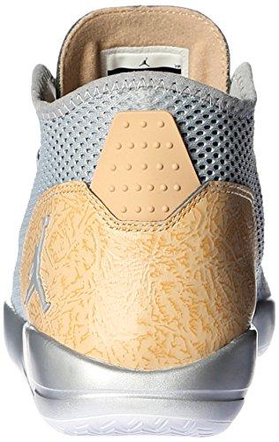 Nike Jordan Reveal Prem, Scarpe da Basket Uomo Grigio (Gris (Wlf Gry / Wlf Gry-vchtt Tn-white))