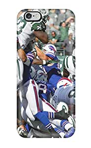 Awesome New York Jets Uffaloills Flip Case With Fashion Design Case For Sumsung Galaxy S4 I9500 Cover