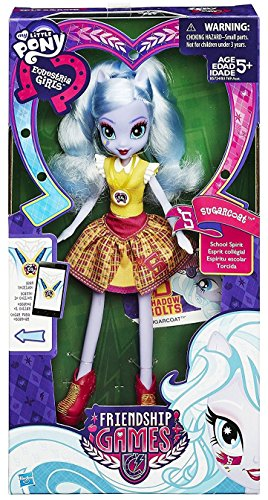 My Little Pony Equestria Girls Sugarcoat Friendship Games Doll by My Little Pony