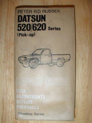 Datsun 520/620 Repair Guide (Glovebox Series)
