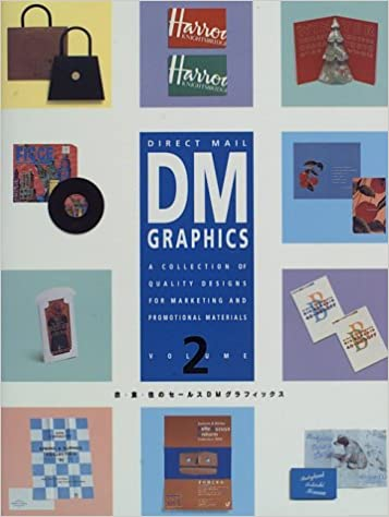 amazon direct mail graphics 2 books nippan p i e editorial