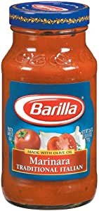 Barilla Pasta Sauce Marinara w/Olive Oil 26-oz