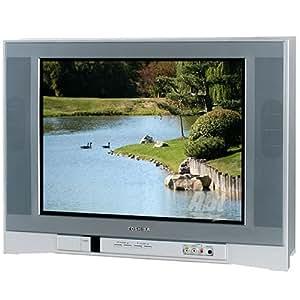 "Toshiba 20AF45 20"" FST Pure Flat Screen TV (Silver)"