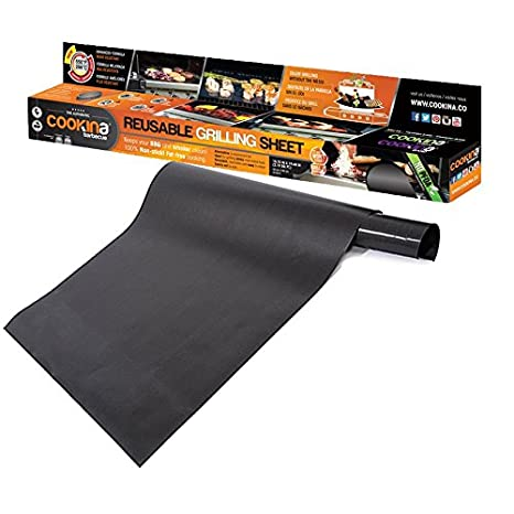 Cookina Bbq Reusable Cooking Sheet For Your Grill