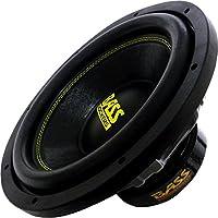Bass Rockers 12 1000W Dual 4-Ohm Car Subwoofer - BR124LP