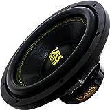 Bass Rockers 12'' 2000W Dual 4-Ohm Car Audio Sub Bass Subwoofer - BR124LP